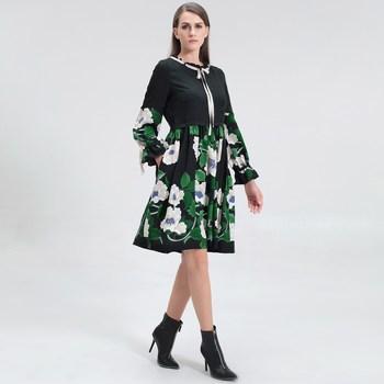 Vêtements Femme Robes Smart & Joy CAMÉLIA Vert