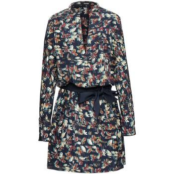 Vêtements Femme Robes courtes Smart & Joy CAPUCINE Bleu nuit