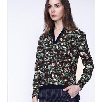 Vêtements Femme Tops / Blouses Smart & Joy CARLINE Bordeaux