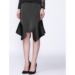 Vêtements Femme Jupes Smart & Joy CLÉMATITE Noir