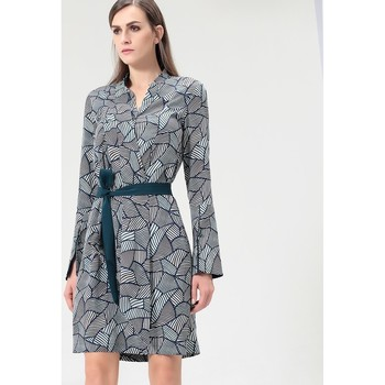 Vêtements Femme Robes Smart & Joy GENÊT Bleu pétrole