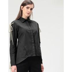 Vêtements Femme Tops / Blouses Smart & Joy GAILLET Noir