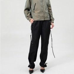 Vêtements Femme Pantalons cargo Smart & Joy LAURIER Noir