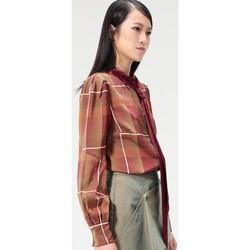 Vêtements Femme Tops / Blouses Smart & Joy GENTIANE Bordeaux
