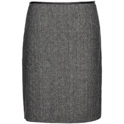 Vêtements Femme Jupes Smart & Joy JONC Gris chiné