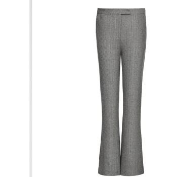 Vêtements Femme Pantalons Smart & Joy LOTIER Gris chiné