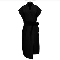 Vêtements Femme Robes Smart & Joy LINAIRE Noir