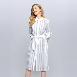 Vêtements Femme Robes Smart & Joy ACEROLA Blanc