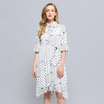 Vêtements Femme Robes Smart & Joy GRISELINIA Blanc