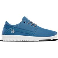 Chaussures Chaussures de Skate Etnies SCOUT BLUE TEAL