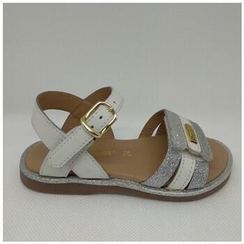 Chaussures Fille Sandales et Nu-pieds Les Tropéziennes par M Belarbi IRIA blanc
