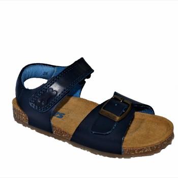 Chaussures Garçon Sandales et Nu-pieds Stones and Bones lindomarine Bleu marine
