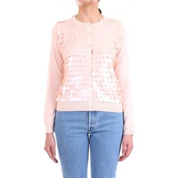 Vêtements Femme Gilets / Cardigans Lanacaprina PF2011 Poudre pour le visage