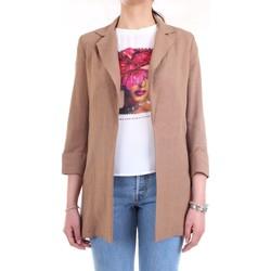 Vêtements Femme Manteaux Lanacaprina PF2304 TERRE