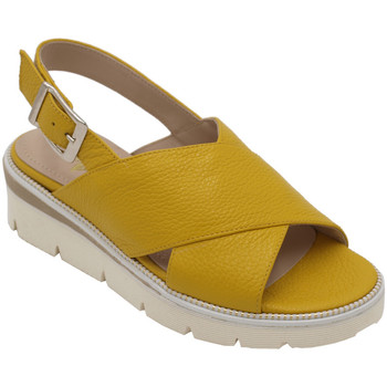 Chaussures Femme Sandales et Nu-pieds Angela Calzature ANSLETULIP070Giallo giallo