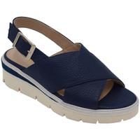 Chaussures Femme Sandales et Nu-pieds Angela Calzature ANSLETULIP070blu blu