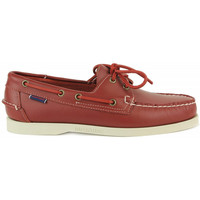 Chaussures Homme Chaussures bateau Sebago Chaussures bateau Rouge