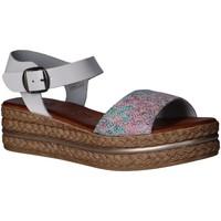 Chaussures Femme Sandales et Nu-pieds Lola Rico 808001 Blanco