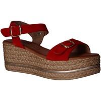 Chaussures Femme Sandales et Nu-pieds Lola Rico 812004 Rojo