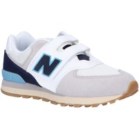 Chaussures Enfant Baskets basses New Balance YV574SOU Blanco