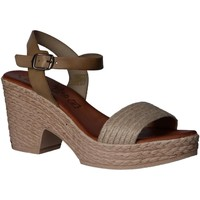 Chaussures Femme Espadrilles Lola Rico 830000 Beige