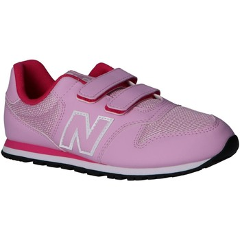Chaussures Fille Baskets basses New Balance YV500RK Rosa