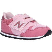 Chaussures Fille Multisport New Balance IV373KP Rosa