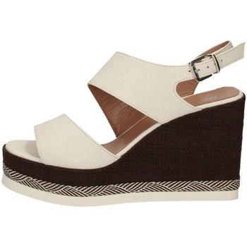 Chaussures Femme Sabots Gianmarco Sorelli 1978/VALE/MSL BLANC