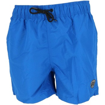 Vêtements Homme Maillots / Shorts de bain Culture Sud Theon short de bain bleu Bleu moyen