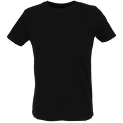 Vêtements Homme T-shirts manches courtes Sd Best Montagne Ts01 blk mc tee Noir