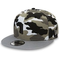 Accessoires textile Casquettes New-Era Casquette 9FIFTY Camouflage Camouflage