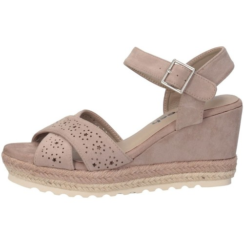 Chaussures Femme Sandales et Nu-pieds Refresh 69484 TAUPE