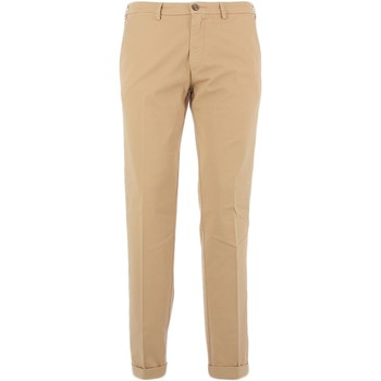 Vêtements Homme Chinos / Carrots 40weft LENNY Beige