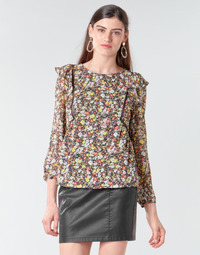 Vêtements Femme Tops / Blouses Betty London NELIA Noir / Multicolore