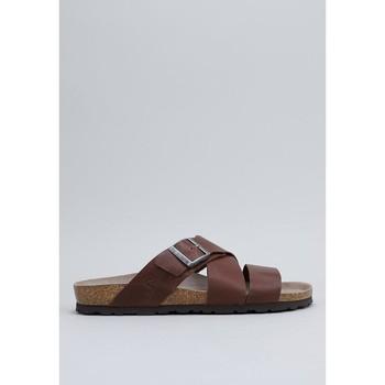 Chaussures Homme Mules Senses & Shoes  Marron