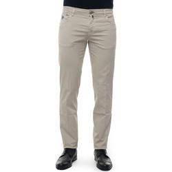 Vêtements Pantalons Luigi Borrelli Napoli CARACCIOLO-TJ50060 Beige