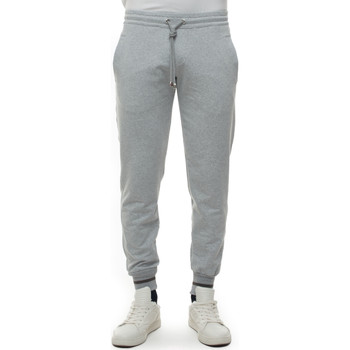 Vêtements Pantalons Luigi Borrelli Napoli FPB622-K900630 Grigio