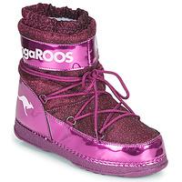 Chaussures Femme Boots Kangaroos K-MOON Violet