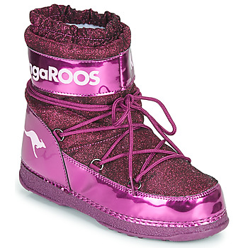 Chaussures Femme Boots Kangaroos K-MOON Violet