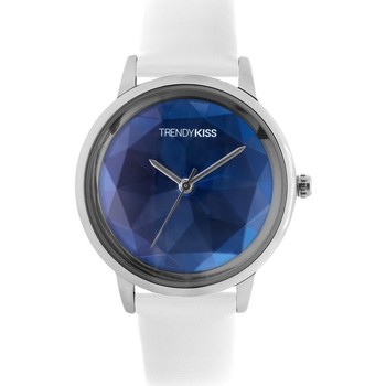 Montres & Bijoux Femme Montres Analogiques Trendy Kiss TrendyKiss Lucy Blanc
