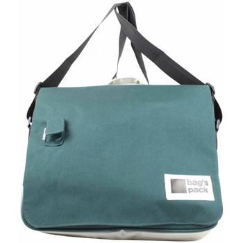 Sacs Enfant Cartables A Découvrir ! Gibecière Bag's Pack vert Multicolor