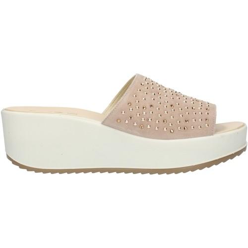 Chaussures Femme Mules Imac 508280 Beige