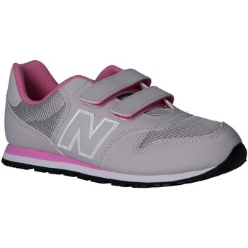 Chaussures Fille Baskets basses New Balance YV500RI Rosa