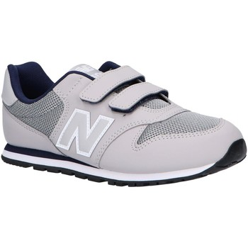Chaussures Enfant Baskets basses New Balance YV500RN Gris