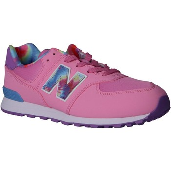 Chaussures Femme Multisport New Balance GC574TDP Rosa