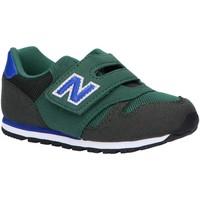 Chaussures Enfant Multisport New Balance IV373KE Verde