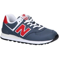 Chaussures Multisport New Balance ML574SCJ Gris