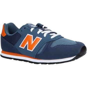 Chaussures Enfant Multisport New Balance YC373KN Azul