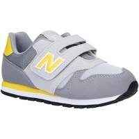 Chaussures Enfant Multisport New Balance YV373AG Gris