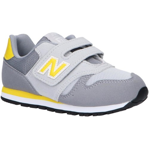 Chaussures Enfant Multisport New Balance YV373AG Gris